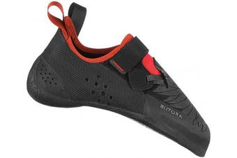 (7.5 Women/7.5 Men, Orange Wide Fit) - Butora Narsha Climbing Shoe