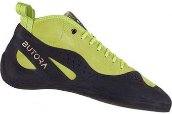 (13, Green) - Butora Altura Wide Fit Climbing Shoe - Men's