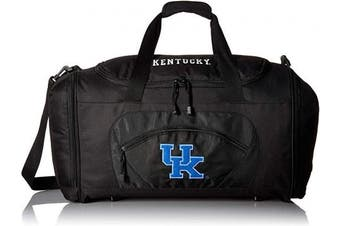 "(Kentucky Wildcats) - Officially Licenced NCAA ""Roadblock"" Duffel Bag, 50cm , Multi Colour"