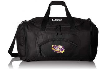 "(LSU Tigers) - Officially Licenced NCAA ""Roadblock"" Duffel Bag, 50cm , Multi Colour"