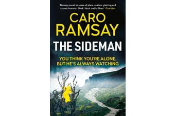 The Sideman (Anderson and Costello thrillers)