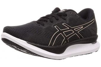 (5.5 UK, Black) - ASICS GlideRide Women's Running Shoes - AW19
