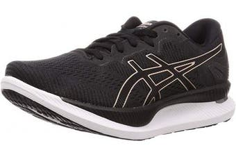 (8, Black) - ASICS GlideRide Women's Running Shoes - AW19