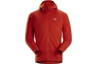 (S, Sambal) - Arc'teryx Kyanite Hoody Men's Zip Sweatshirt