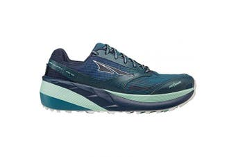 (6.5 US unisex-adult, Blue/Green) - Altra Olympus 3.5 Women's Trail Running Shoes - AW19