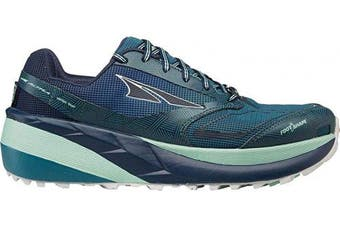 (11 US unisex-adult, Blue/Green) - Altra Olympus 3.5 Women's Trail Running Shoes - AW19