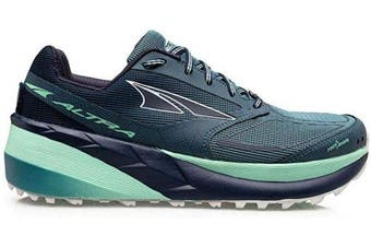 (7.5 US unisex-adult, Blue) - Altra Olympus 3.5 Women's Trail Running Shoes - AW19