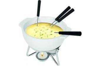 Boska Holland 853548 Party Cheese Fondue Set, 750ml, White