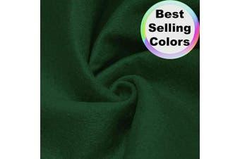 "(1 Yard, Kelly Green) - Barcelonetta | Acrylic Felt Fabric | 72"" Inch Wide | 1.5mm Thick | DIY Arts & Crafts, Sewing, Cushion and Padding (Kelly Green, 1 Yard)"
