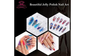 (A-02 Long Clear Coffin Nails) - Makartt 500pcs Coffin Nails for Poly Nail Gel Long Ballerina False Nail Tips Clear Full Cover Acrylic Nails Press on Nails 10 Sizes A-02