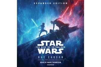 The Rise of Skywalker: Expanded Edition (Star Wars) (Star Wars) [Audio]