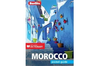 Berlitz Pocket Guide Morocco (Travel Guide with Free Dictionary) (Berlitz Pocket Guides)