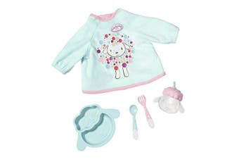Baby Annabell 702024 Lunch Time Set, Multi