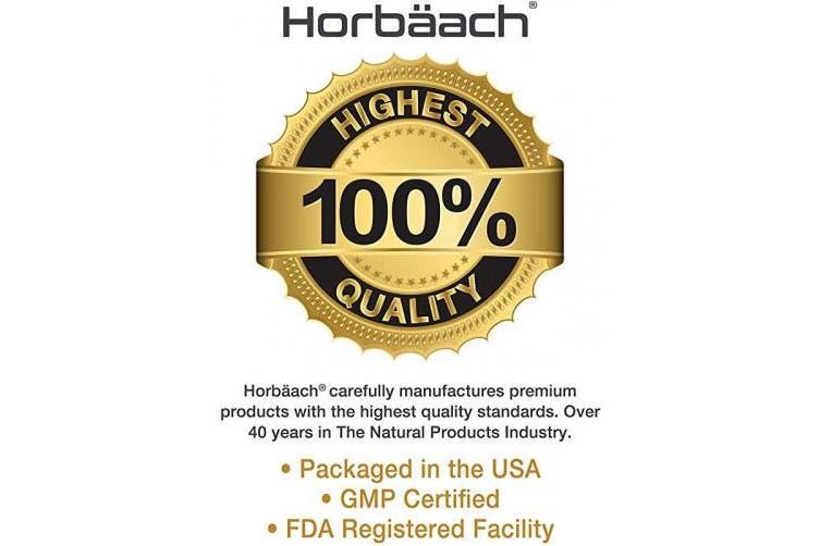 Avena Sativa Extract 1150 mg   200 Capsules   Oatstraw Extract   Non-GMO, Gluten Free   by Horbaach