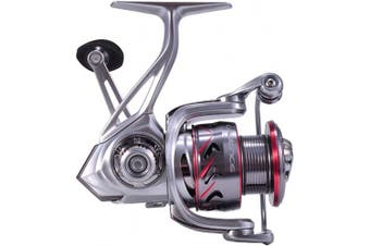 (CS7-3000) - Cadence Spinning Reel, CS7 Strong Aluminium Frame Fishing Reel with 10 Durable & Corrosion Resistant Bearings for Saltwater or Freshwater,Super Smooth Powerful Reel with 13kg Max Drag 6.2:1 Spin Reel