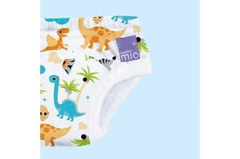 (2 - 3 Years, Dino) - Bambino Mio, potty training pants, dino, 2-3 years