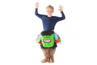 (Frankenstein) - Bodysocks Inflatable Frankenstein Costume (Kids)