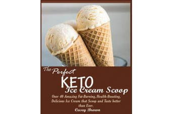 THE PERFECT KETO ICE CREAM SCOOP