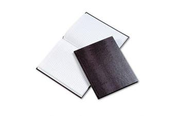 (white) - Blueline A7BURG Executive Notebook- College/Margin Rule- 9-1/4 x 7-1/4- WE/BY- 75 Sheets
