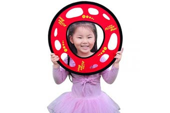 (XS) - A-REIKI Flying Disc for Adult Kids Flying Ring Outdoor Play
