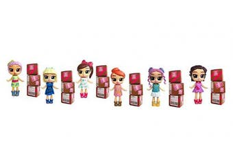 Boxy Girls Bundle Mini Doll 6pk (1ea Girl)