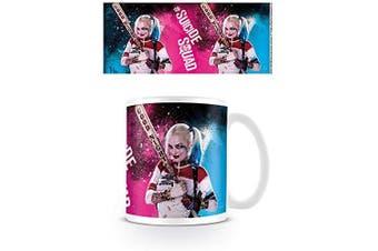 """(Diablo Crazy, Multi-colour) - DC Comics Suicide Squad """"Harley Quinn"""" Ceramic Mug, Multi-Colour"""