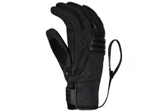 (Large, Black) - Scott Sports Glove Ultimate Plus - 271770