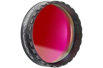 (1 1/4 Inches) - Baader Planetarium 2458382 3.2cm 7 nm H-Alpha CCD Narrowband Filter with IR-Cut - Black