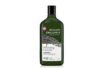 (Nourishing Lavender) - Avalon Organics Nourishing Lavender Shampoo, 330ml
