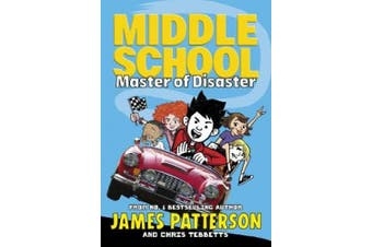 Middle School: Master of Disaster: (Middle School 12) (Middle School)