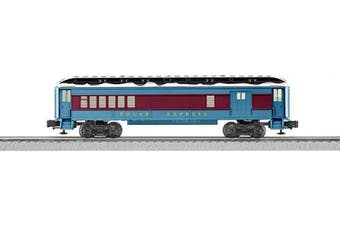 (Cars, Combination Car) - Lionel The Polar Express, Electric O Gauge Model Train Cars, Combination