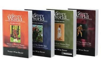 Story of the World, Text Bundle Paperback: History for the Classical Child: Ancient Times through The Modern Age (Story of the World)