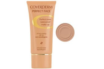 (5) - CoverDerm Perfect Face Concealing Foundation 5, 30ml