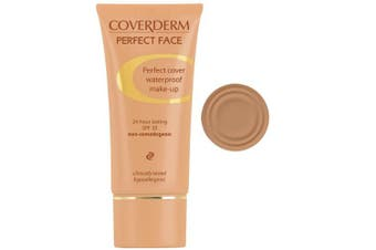 (6) - CoverDerm Perfect Face Concealing Foundation 6, 30ml