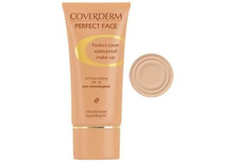 (1) - CoverDerm Perfect Face Concealing Foundation 1, 30ml