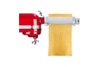 Pasta Roller Sheet attachment for kitchenaid stand mixer, Stainless Steel Pasta Maker accessory Machine