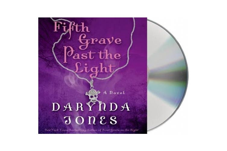 Fifth Grave Past the Light (Charley Davidson) [Audio]