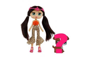 Boxy Girls Hannah S2 Doll with Surprise Pet