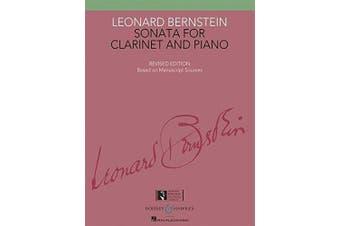 Leonard Bernstein - Sonata for Clarinet and Piano: Book Only