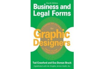Business and Legal Forms for Graphic Designers [With CDROM]