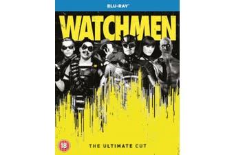 Watchmen: The Ultimate Cut [Region B] [Blu-ray]