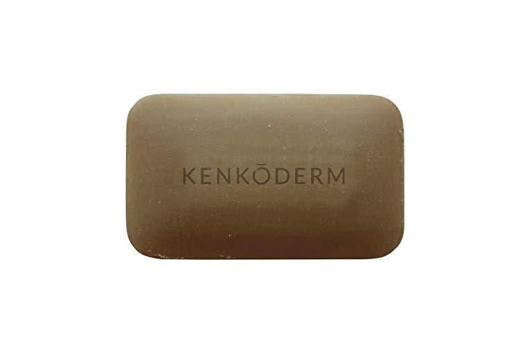 (1 Bar) - Kenkoderm Psoriasis Dead Sea Mud Soap with Argan Oil & Shea Butter 130ml (1 Bar)