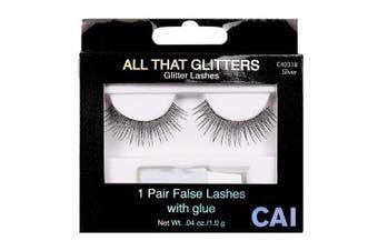 (SILVER) - CAI All That Glitters Eyelash Enhancer (SILVER)