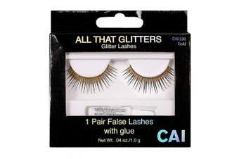 (GOLD) - CAI All That Glitters Eyelash Enhancer (GOLD)