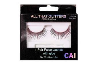 (ROSE) - CAI All That Glitters Eyelash Enhancer (ROSE)