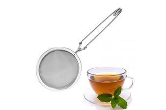 "(Folding sieve - ø 7,5  cm) - Westmark ""Teatime"" Strainer, Silver, 7.5 cm"