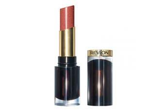 (Nude Illuminator) - Revlon Super Lustrous Glass Shine lipstick, Moisturising lipstick with aloe, Nude Illuminator