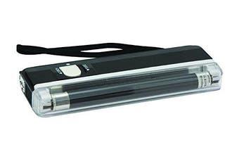 Velleman ZLUVB Mini Ultraviolet Lamp Plus Torch, Black
