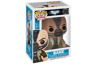 Funko POP Heroes: Dark Knight Rises Movie Bane Vinyl Figure