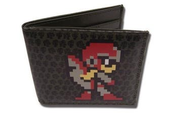 Megaman 10 Proto Man Wallet
